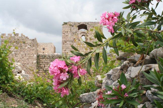 Kruisvaardersburcht Byblos