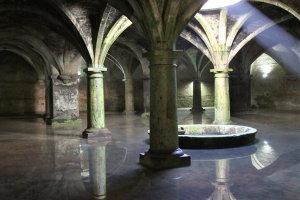Portugese cisterne in Marokko