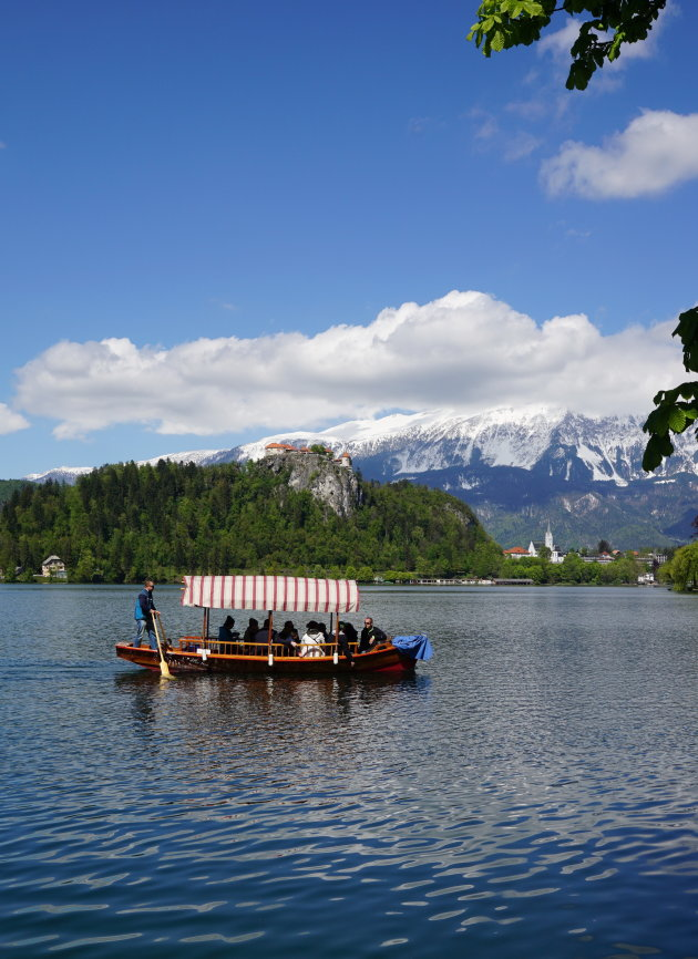 Toeristenbootje