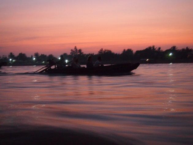 Beautiful Mekong Delta