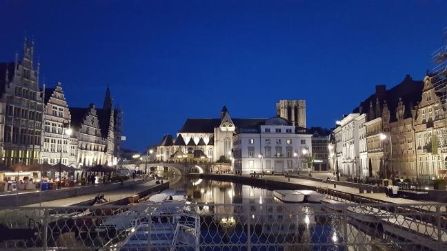 Gent, de parel van architectonisch België