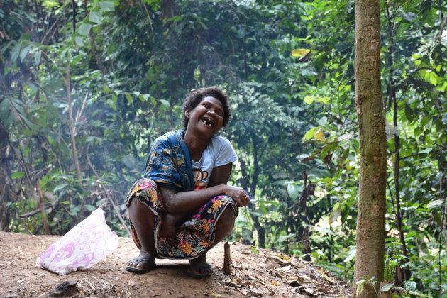 Vrolijkheid in de jungle van Maleisië.