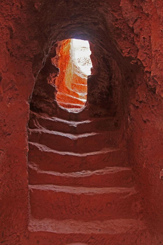 Ondergronds gangenstelsel