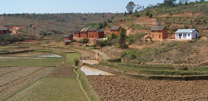 Onderweg naar Antsirabe