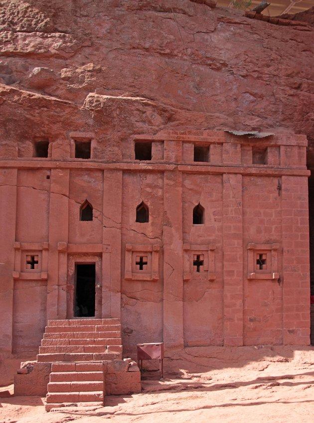 Bete Abba Libanos kerk