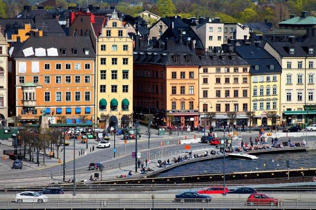Stedentrip naar Stockholm