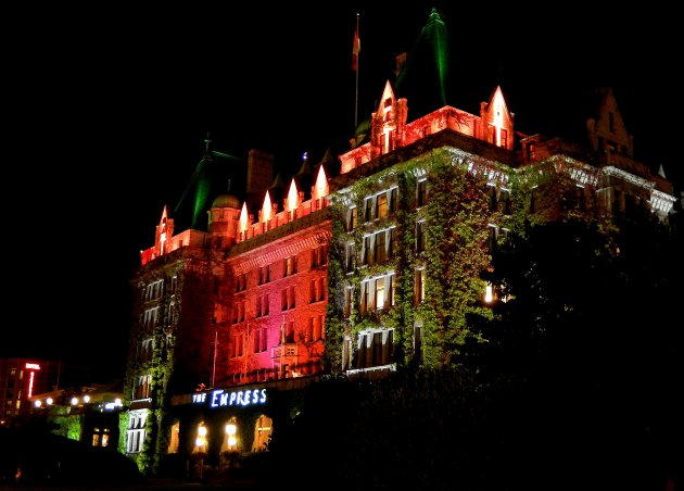 Sprookjeshotel !