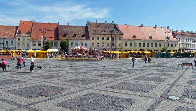 Grote Plein Sibiu