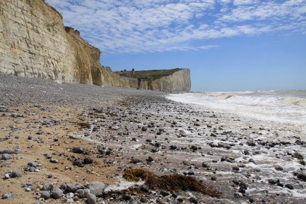 Strand bij Birling Gap
