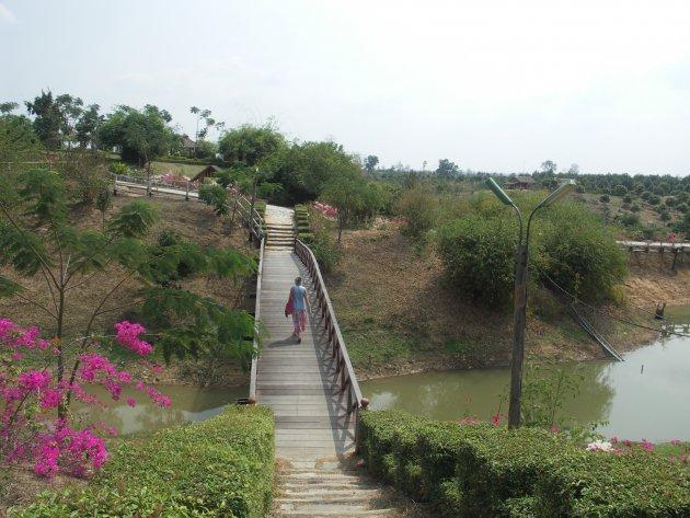 Bruggetje Hill Resort- Cambodja