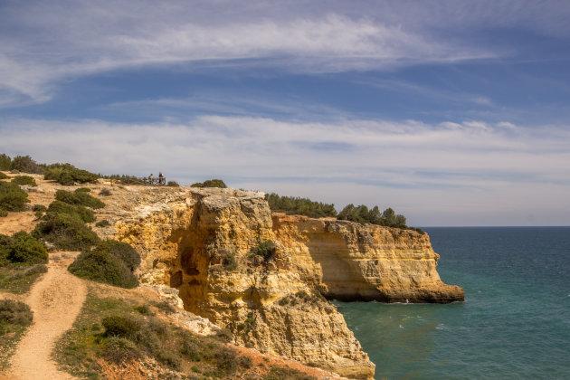 Een bijzonder mooie plek, Praia da Marinha