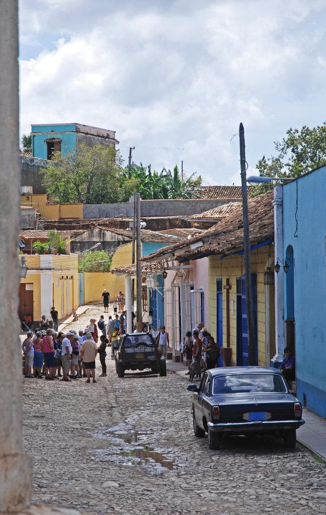 Trinidad een pareltje van Cuba!