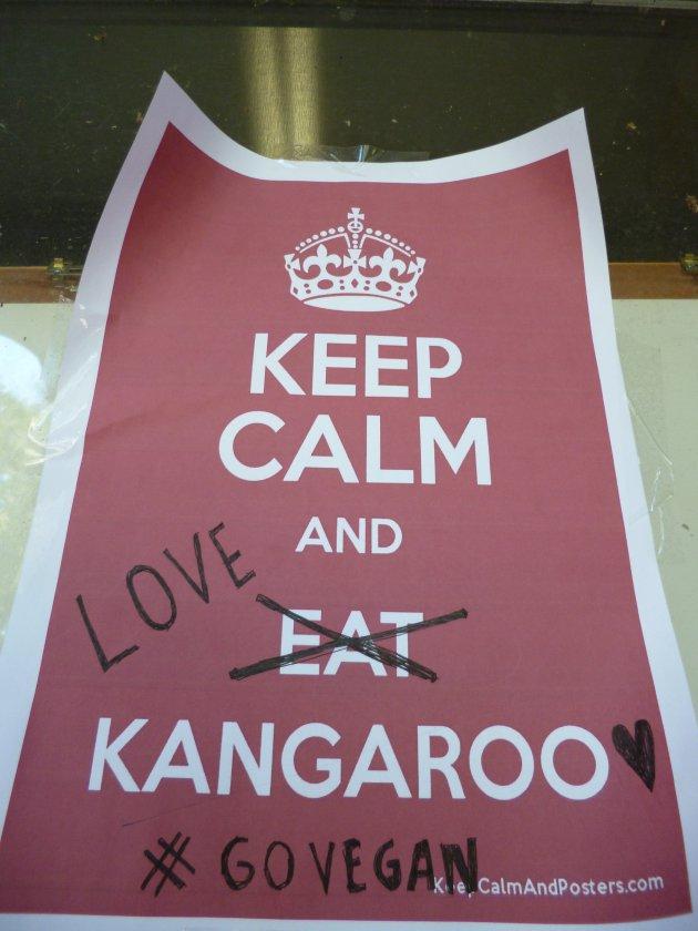 Tip van een local aan de universiteit van Brisbane
