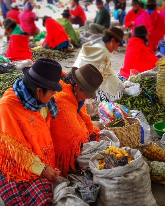 Saquisili? Otavalo 2.0!