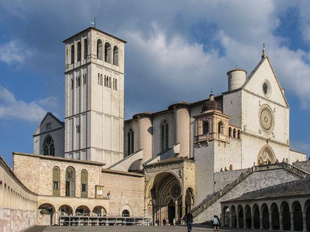 Assisi, bovenkerk San Francesco