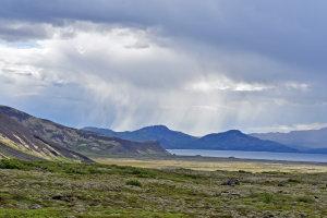 Woest landschap