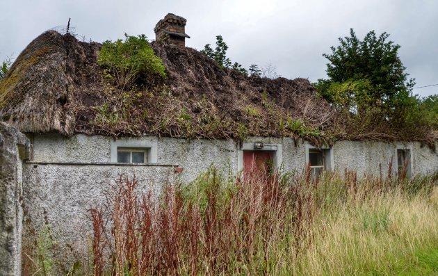 Vervallen cottage