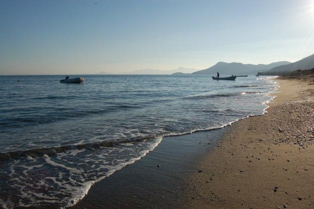 Votsalakia strand Samos.