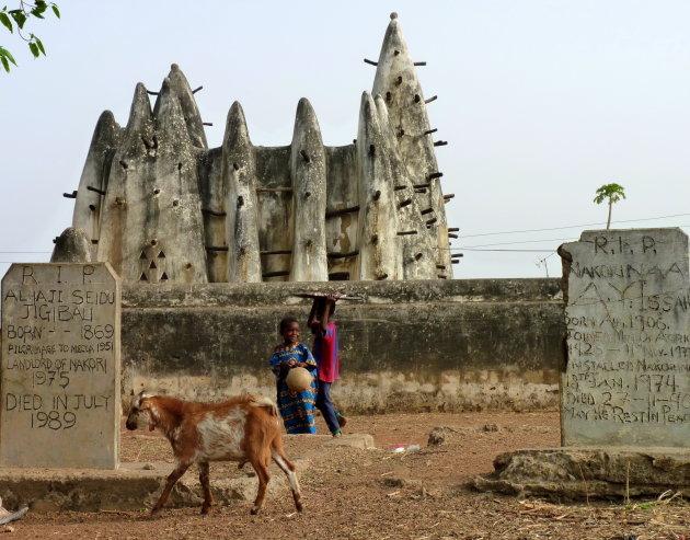 Lemen moskee in Nakori