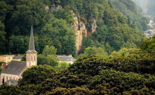 Groen Luxemburg Stad