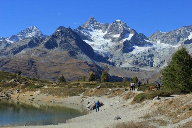 Nazomer Zermatt