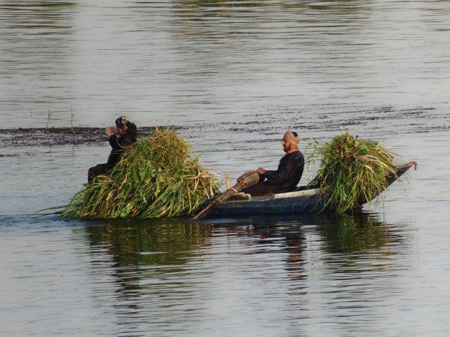 Dagelijks leven op de Nijl