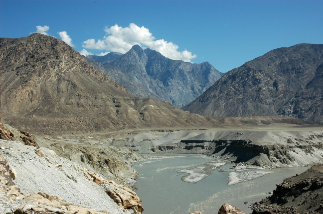 Karakoram gebergte