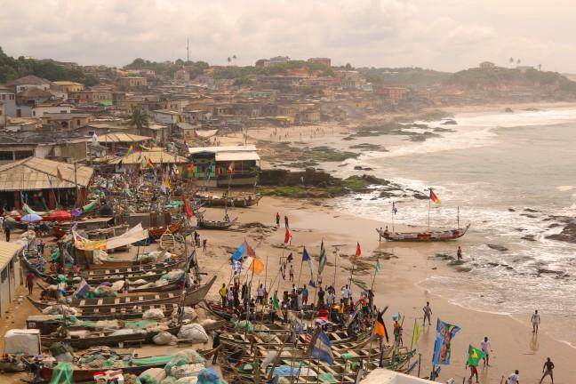 Coast Cape Coast