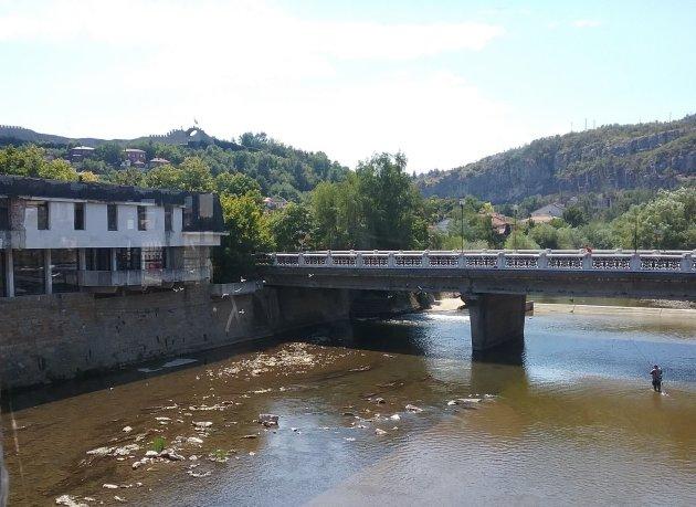 Kasteel Hisarya, Lovech Bulgarije