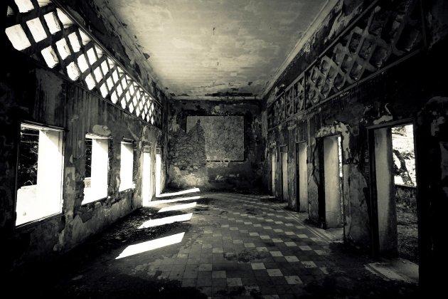 Het Sanatorium van Eleousa