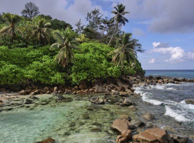 Carana (hidden) beach