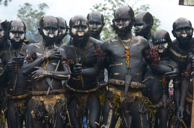 De geluksdwergen uit Papua New Guinea