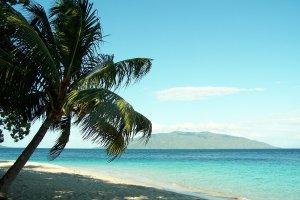 Op een onbewoond eiland