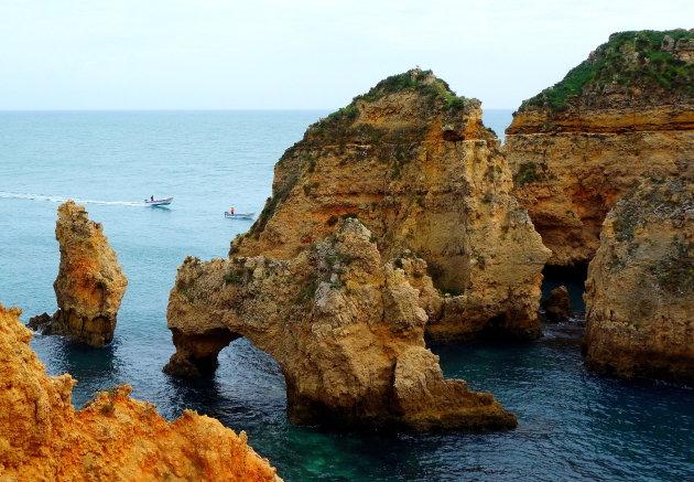 Algarve: mooi, lieflijk en ruig.