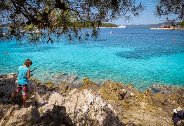 Bounty 'Blue lagoon'