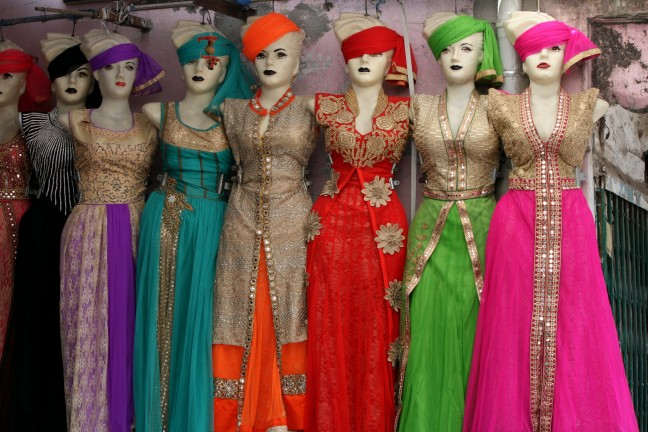 mode in India
