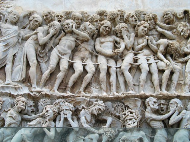 Detail duomo Orvieto