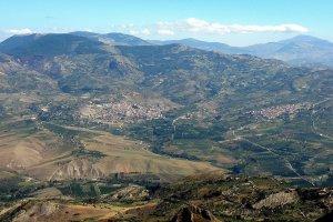 Siciliaanse dorpjes
