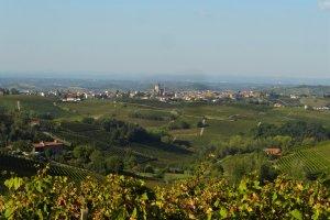 Unesco werelderfgoed : wijnheuvels van Piemonte