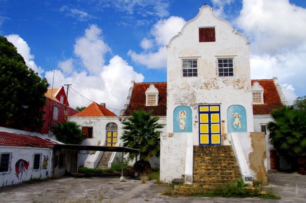 Het mooiste huis van Otrabanda