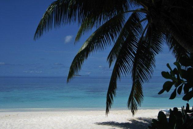 Ontspaneilandje Malediven