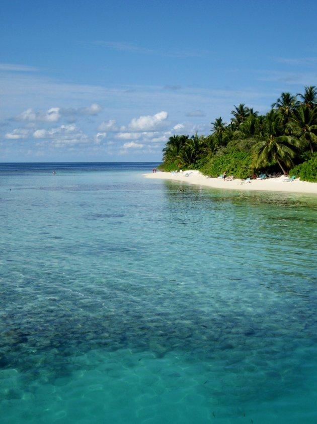 Nu weer kleurtjes uit de Malediven
