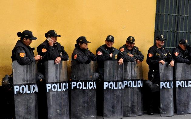 politiemacht