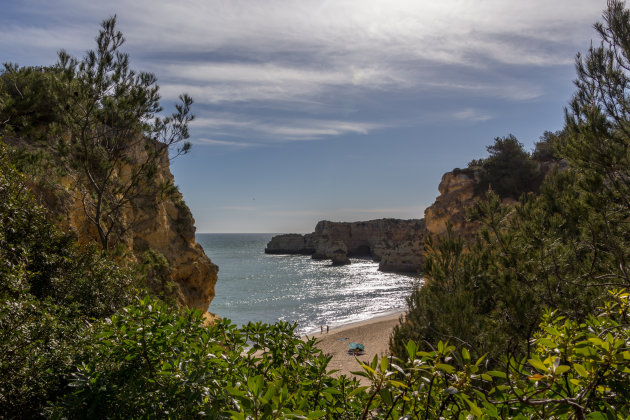 Voorjaar aan de Algarve