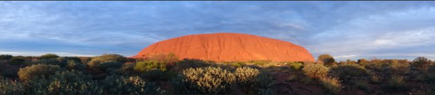 Uluru, wat bijzonder!