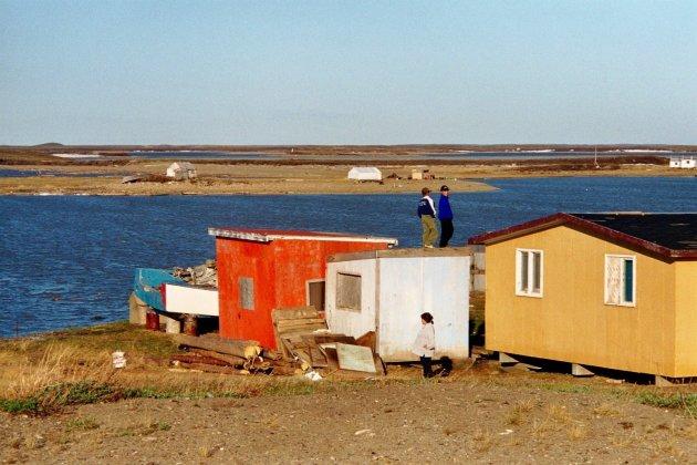 Op bezoek bij de Inuit
