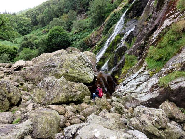 Powerscourt, de hoogste waterval van Ierland