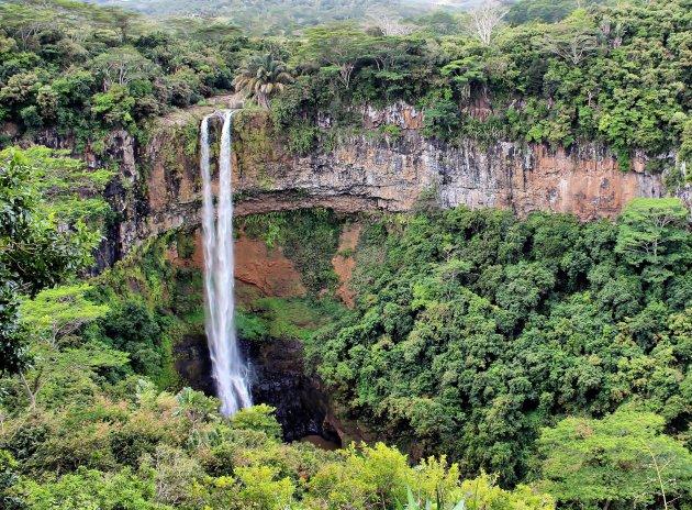 De hoogste waterval