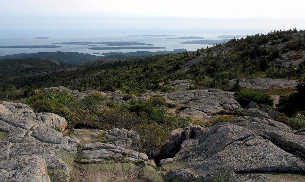 Acadia, het enige Nationale Park van Maine