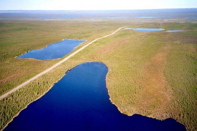 Eindeloos Northwest Territories